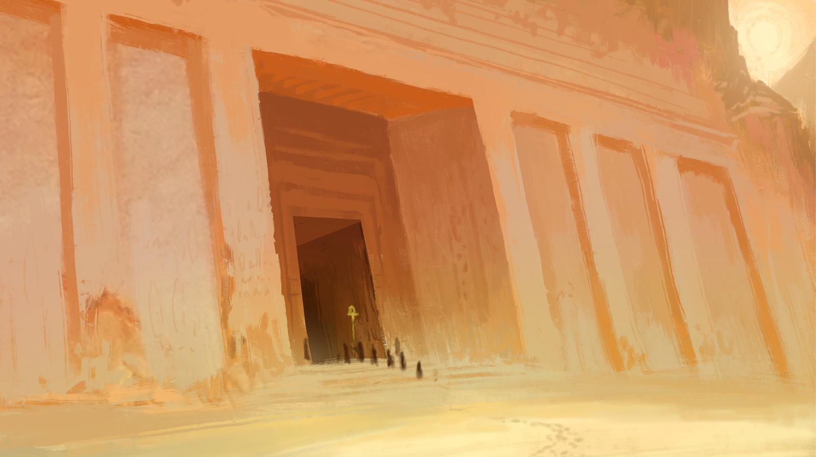 Desert Sketches