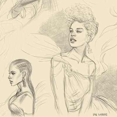 Practice Sketches II