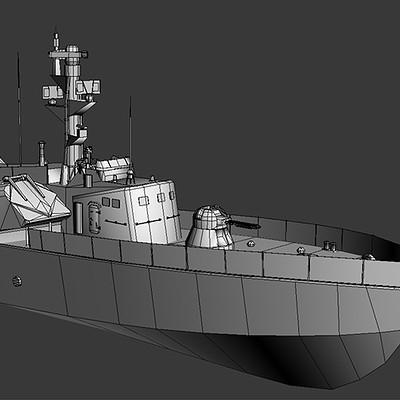 Sergey jung ship