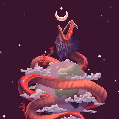 Carlos sallas dragon 015
