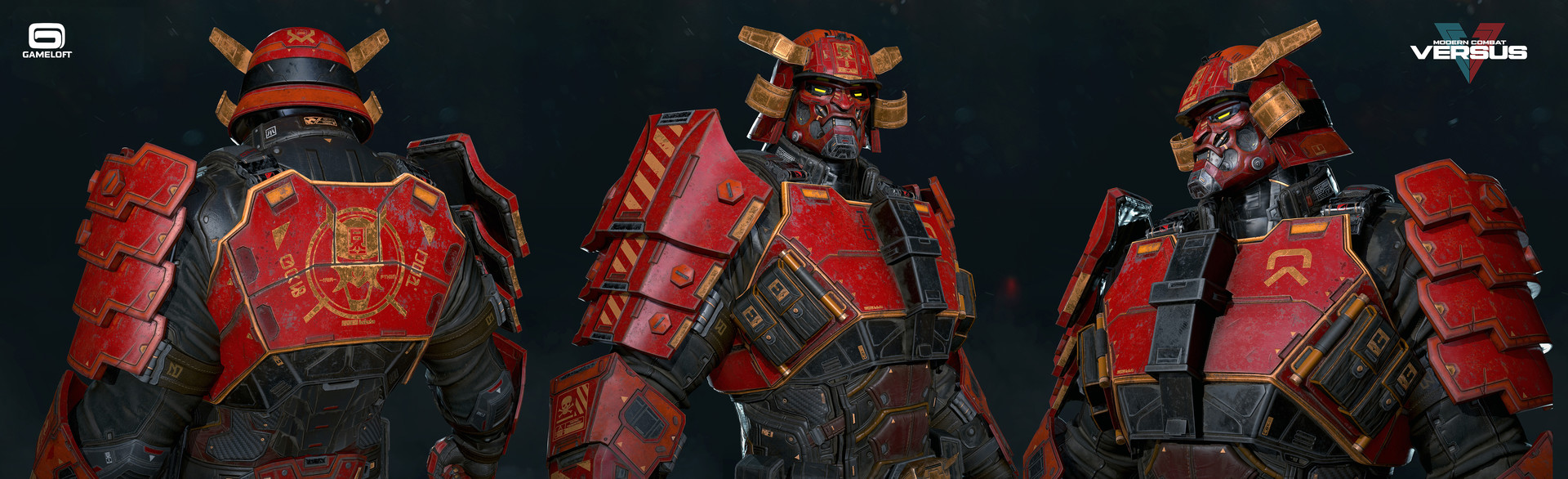 Rodrigue Pralier Ronen Modern Combat Versus Gameloft