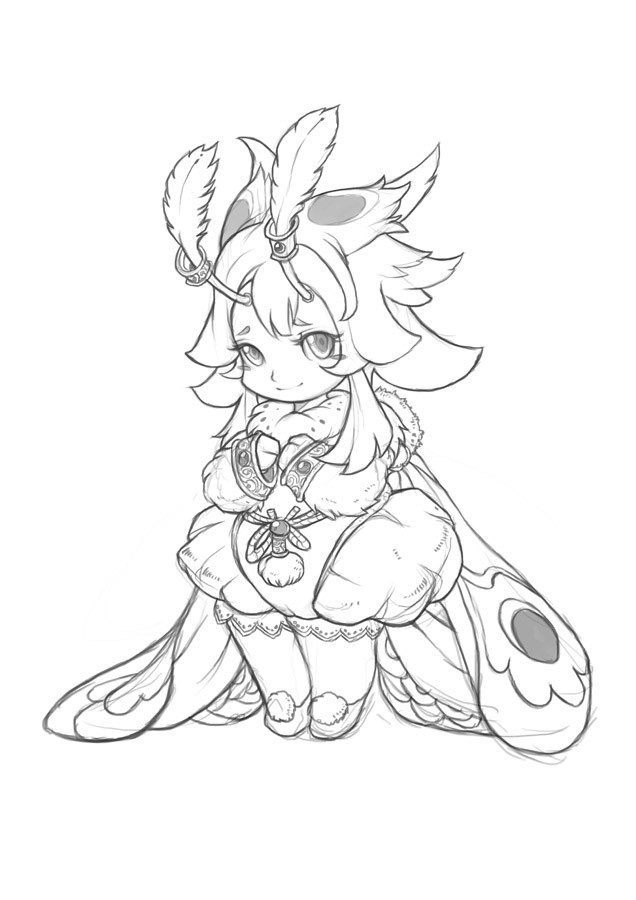 Ignatius tan moth