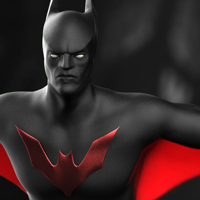 Peter zekeres batmanbeyond