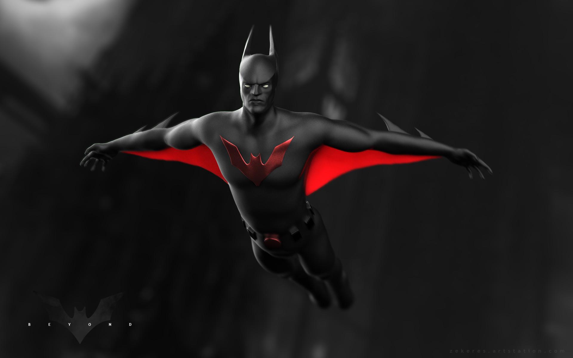 Peter zekeres batmanbeyond