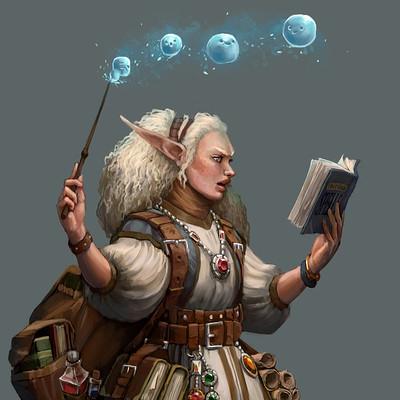 Pedro kruger garcia witch s apprentice