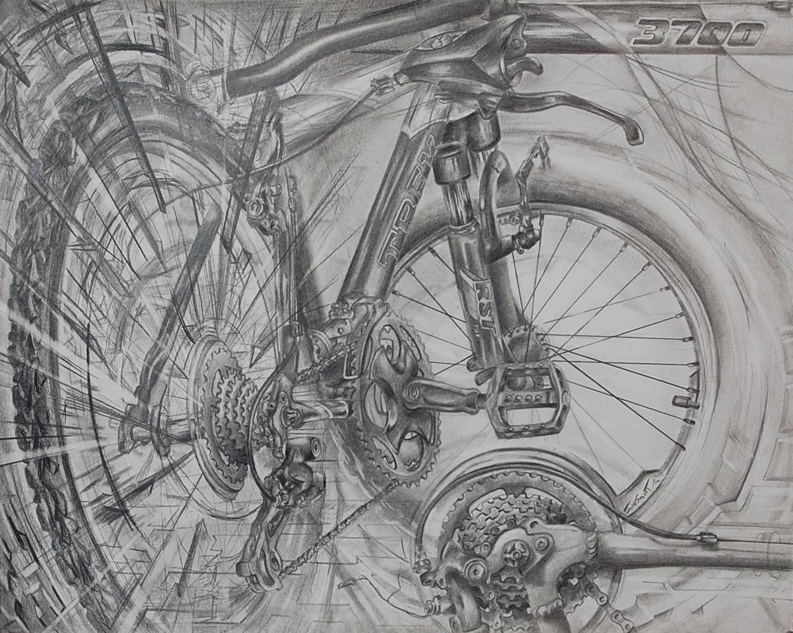 Joshua Sehnert Risd Bike Drawing