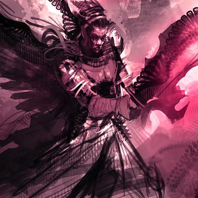 Chris petrocchi angel