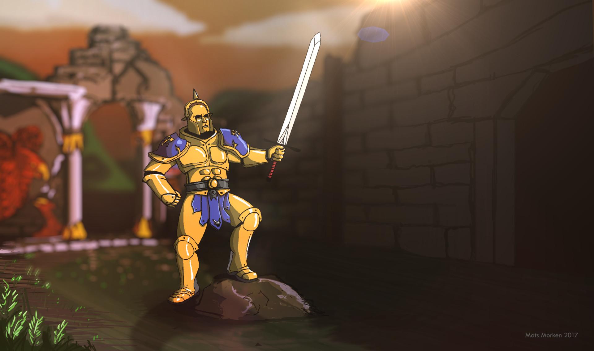 Artstation Stormcast Eternal From Warhammer Age Of Sigmar Mats