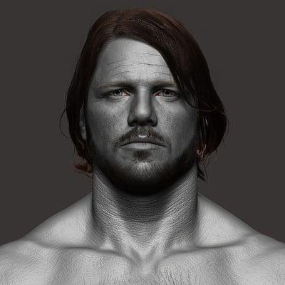 AJ Styles - WWE