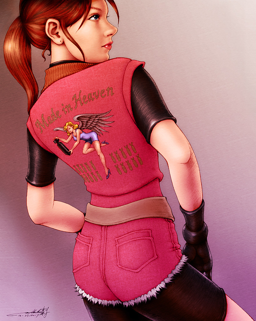 E lynx claireredfield