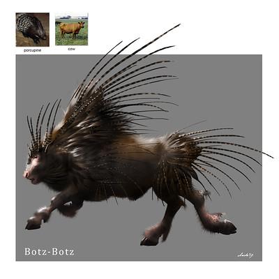 Midhat kapetanovic random creature mashup 038 botz botz