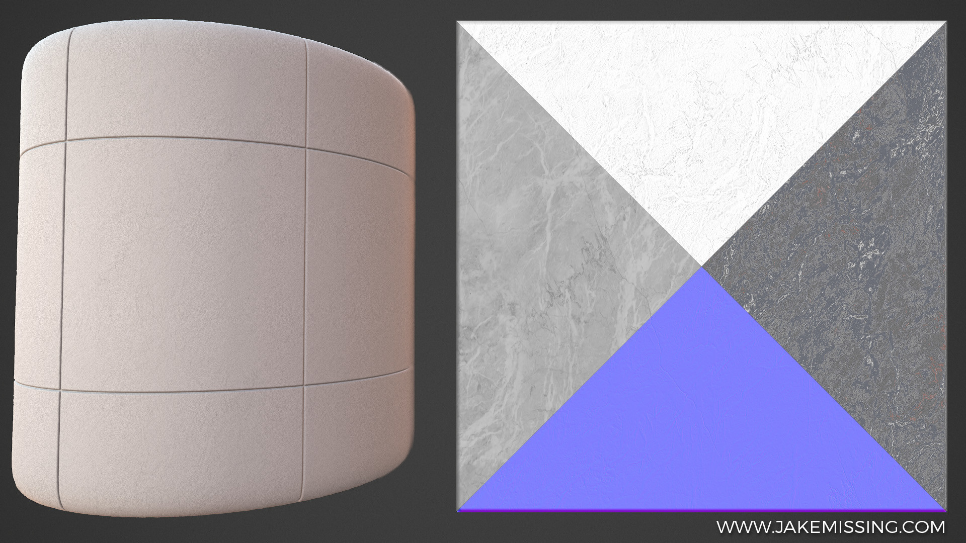 Used for an architectural visualization study.