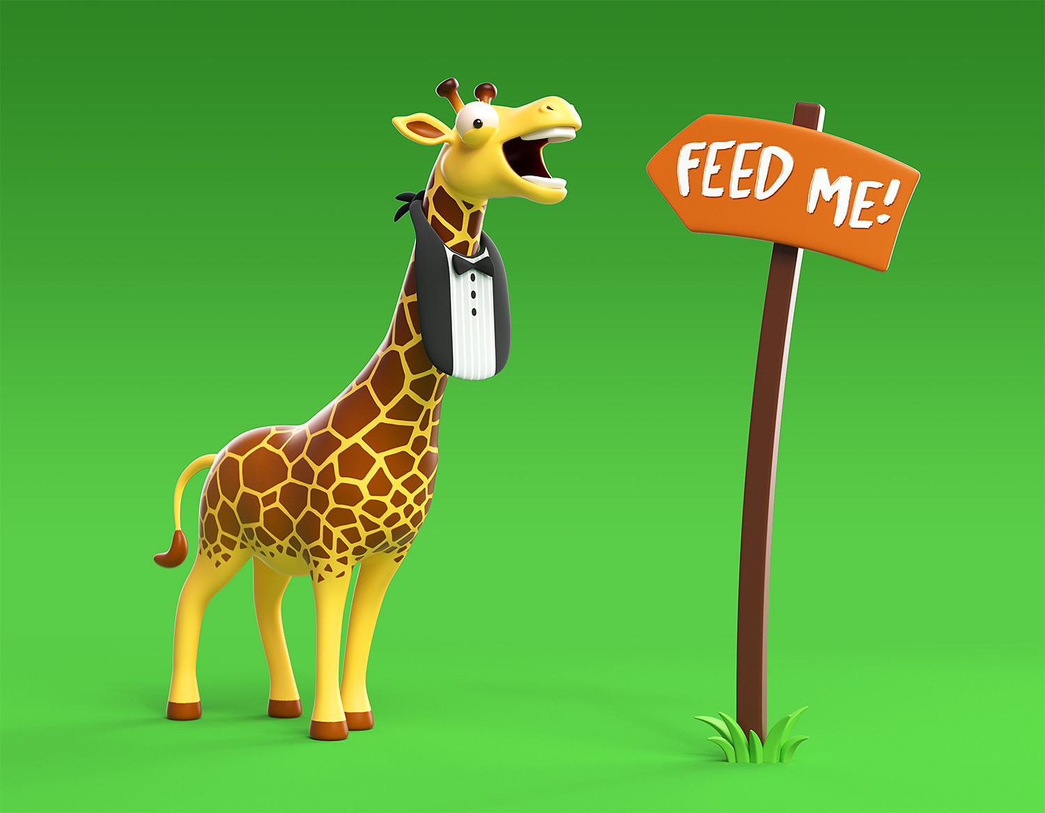 Things to do in Cleveland - Feed the Giraffe