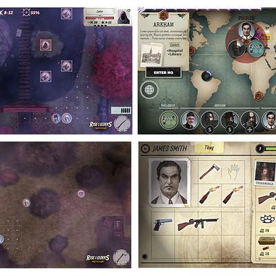 Sebastien ecosse ep screenshots portefolio