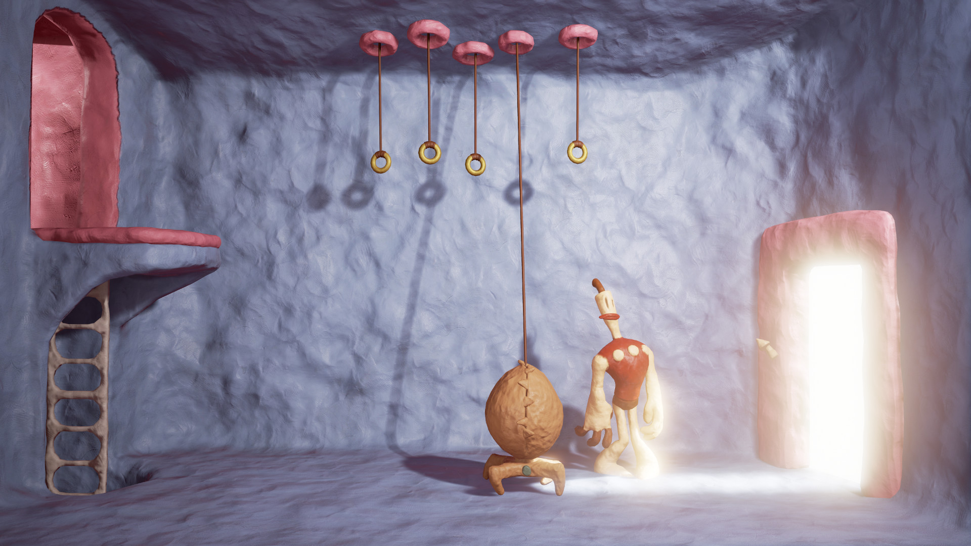 Artstation The Neverhood Ue4 Ravenok