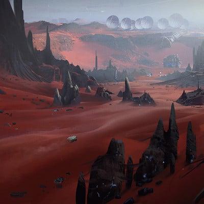 Mateusz ozminski red desert