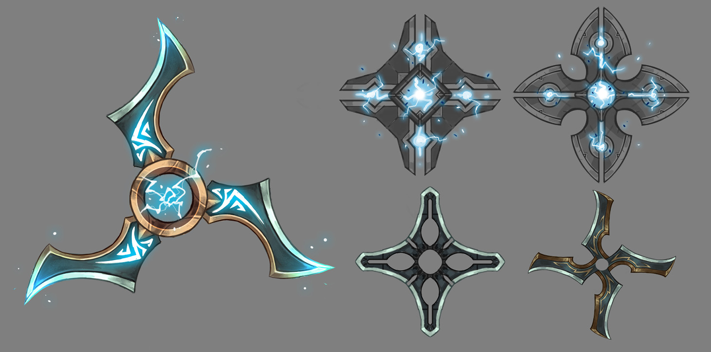 Weapon Iteration