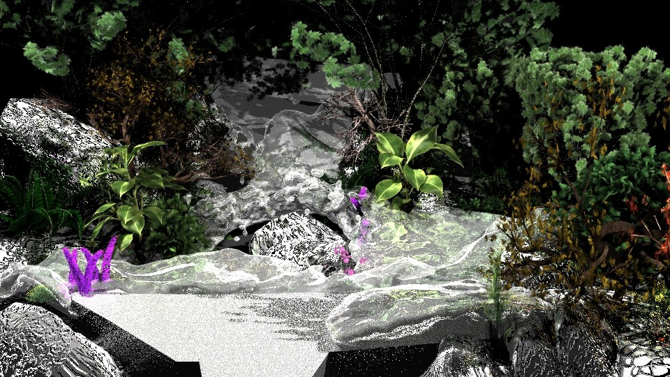Michael kumpmann realflow waterfall by ssjkamui d83u0sq