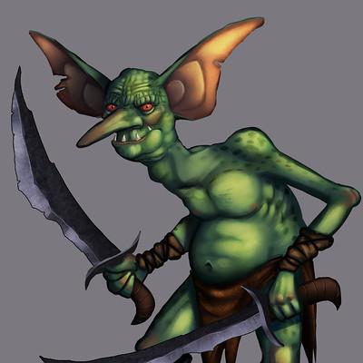 Joanna efenberger goblin