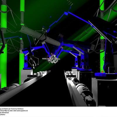 Michael kumpmann robot factory 1 by ssjkamui d5twqmx