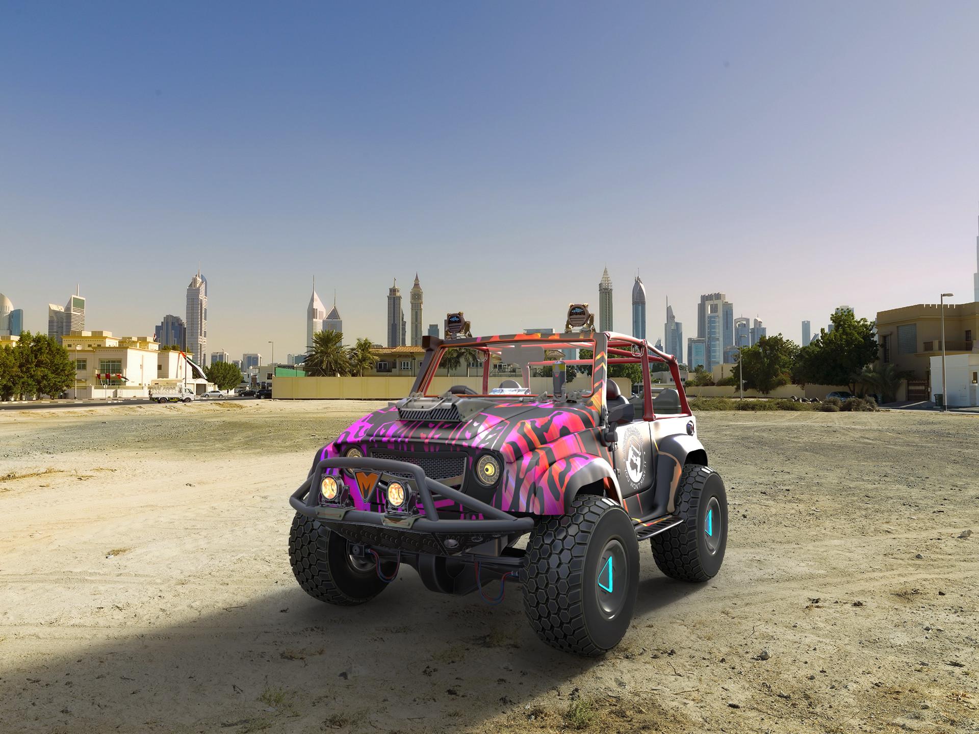 Krishna das jeep01