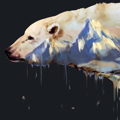 Oceane nasstrom oceanenasstrom polarbear