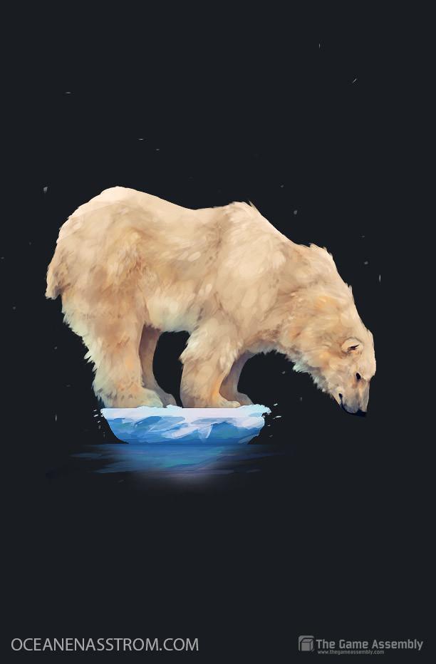 Oceane nasstrom oceanenasstrom polarbearstranded1