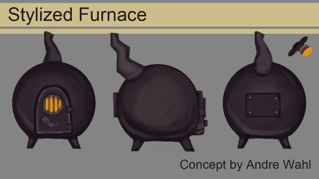 Furnace Concept Art