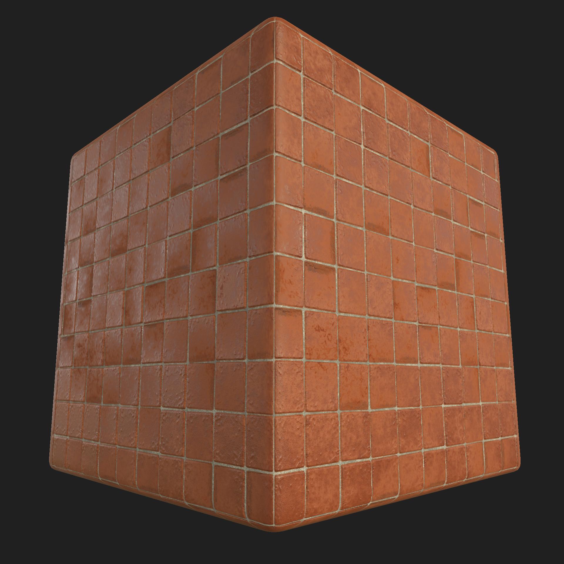 James ray terracotta tiles 3
