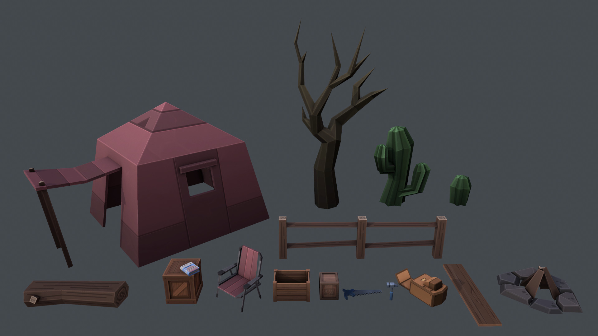 Camp Assets