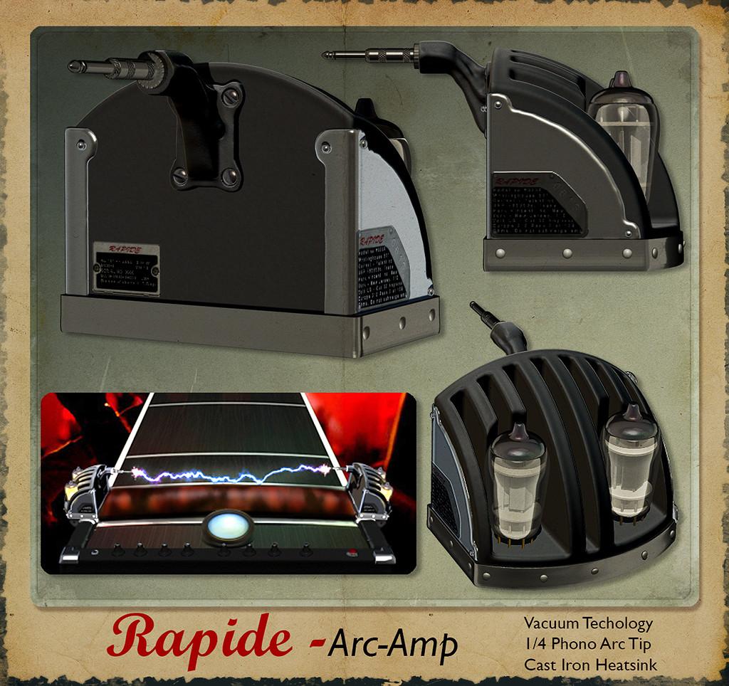 Arc Amp
