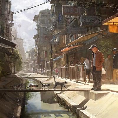 Julien gauthier bangkokxxiii 07 alley
