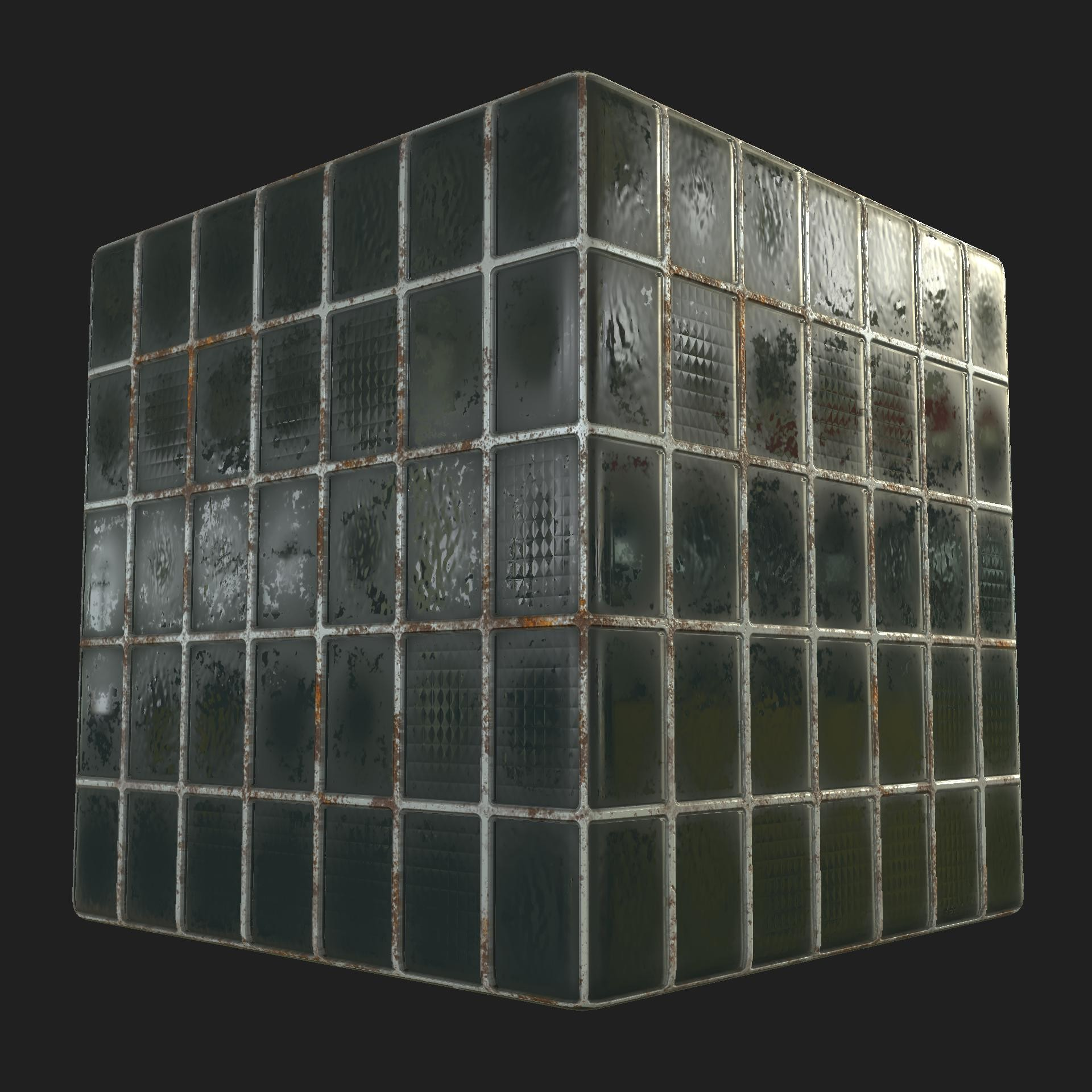 James ray industrial window 1