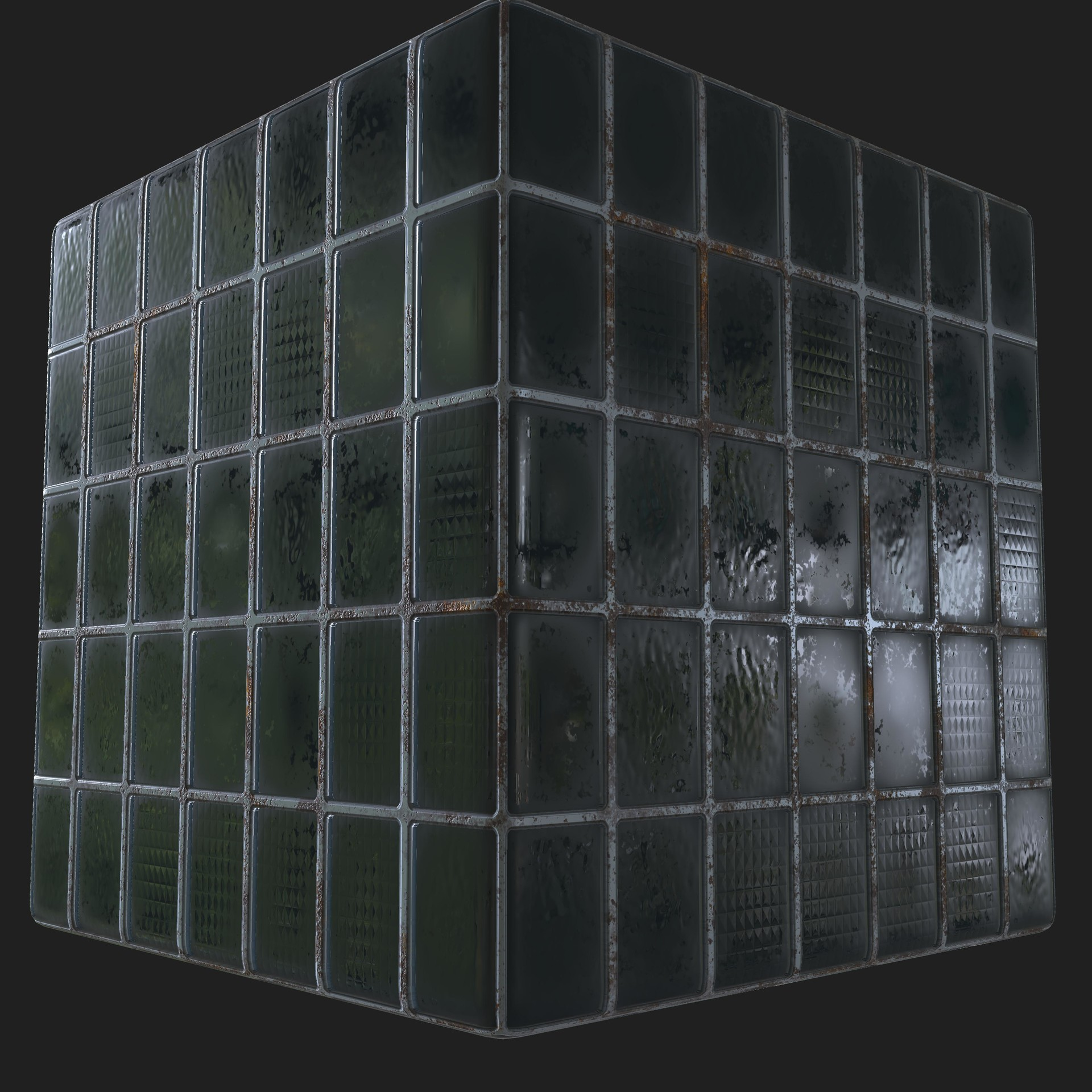 James ray industrial window 6