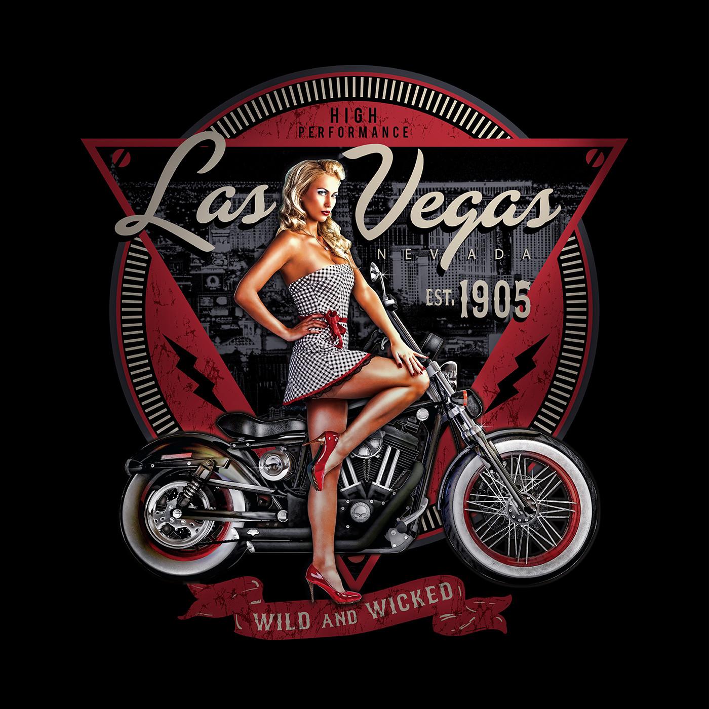 Las Vegas Pinup