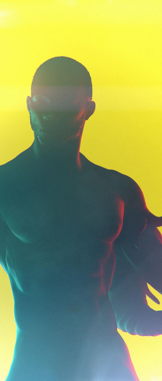 Neon 3 - Guy