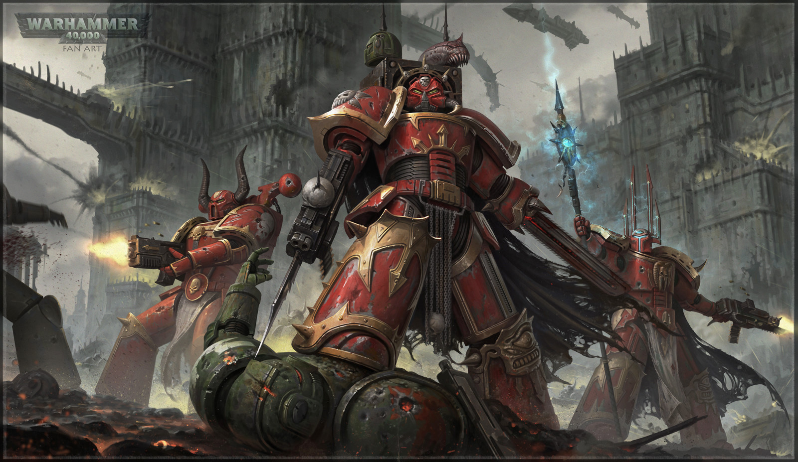 Best Build Space Marine Dow