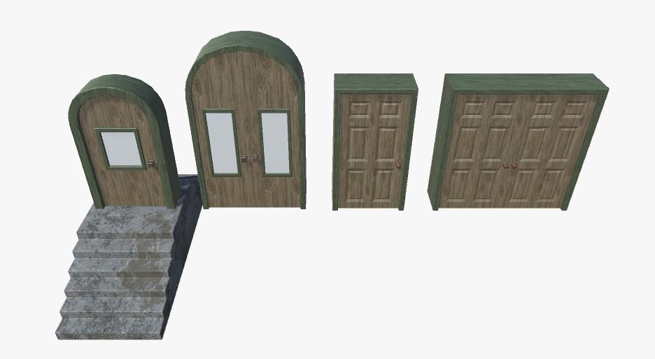 Micah peterson doors