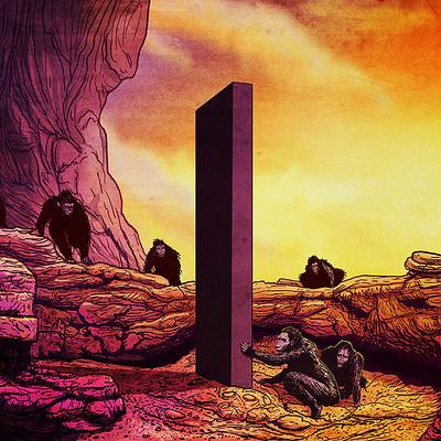 Hal hefner 2001 the monolith hal hefner 2