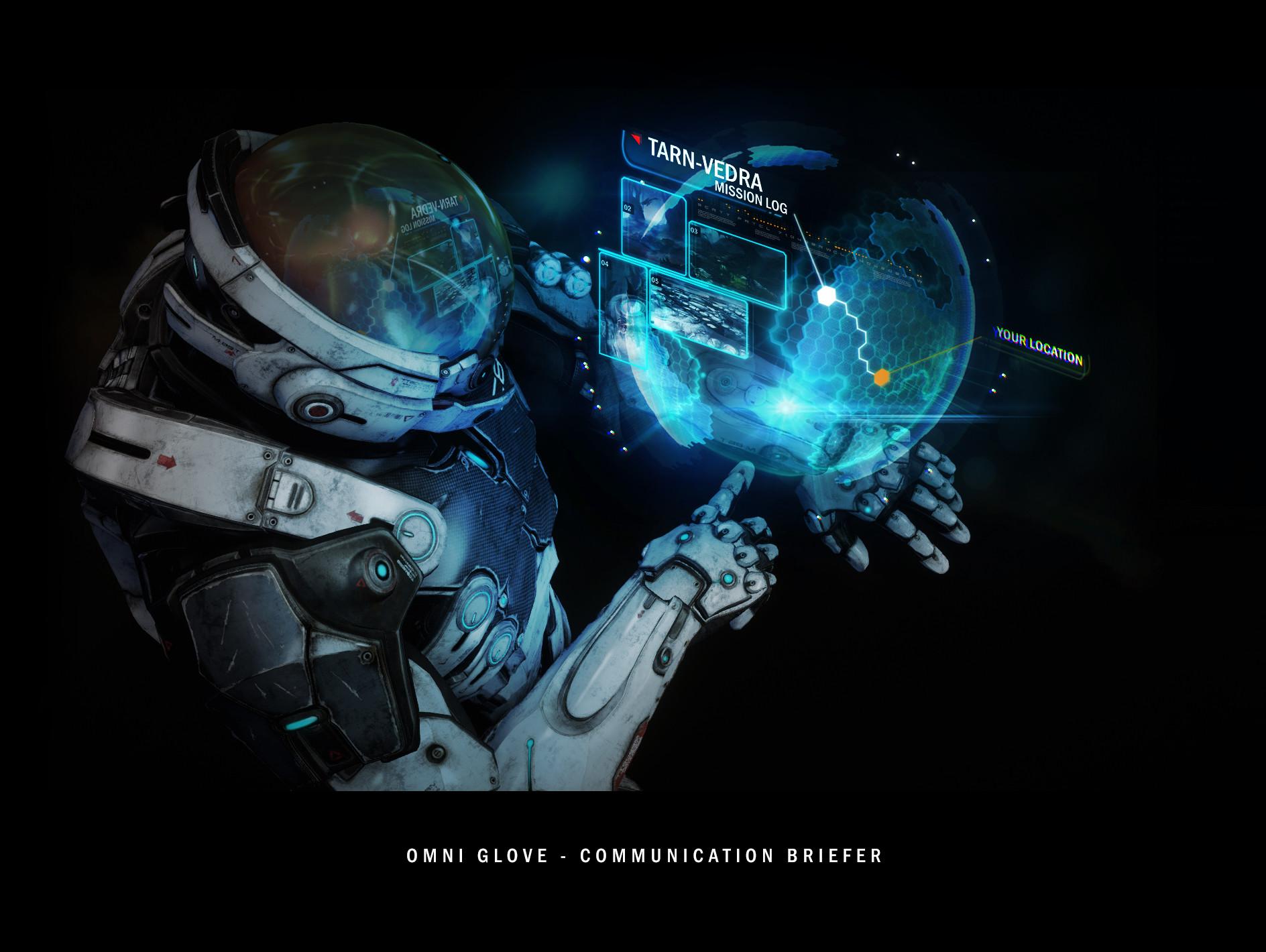 Mass Effect Andromeda Tecnoslave