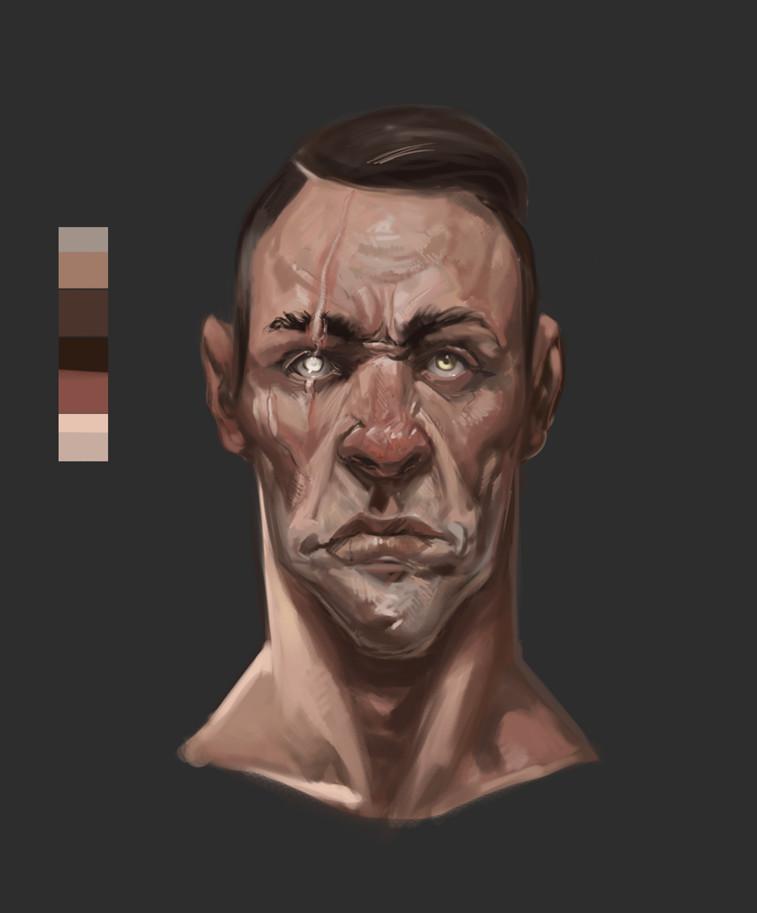 Skin Tone Study