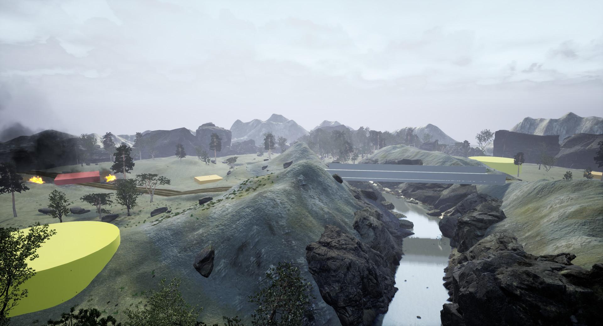 Ashton jensen river