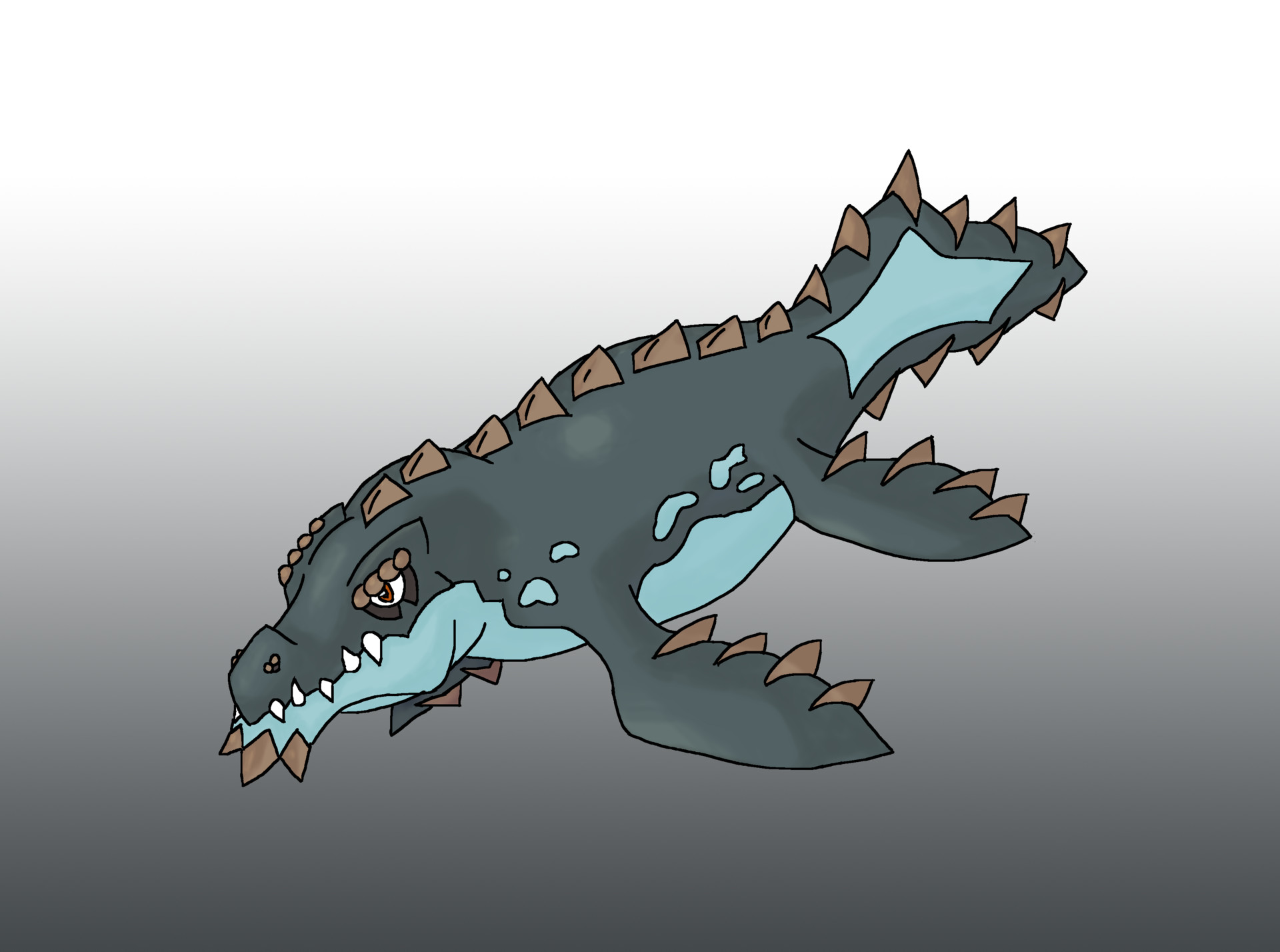 Anthony Barbato  Fossil Fakemon