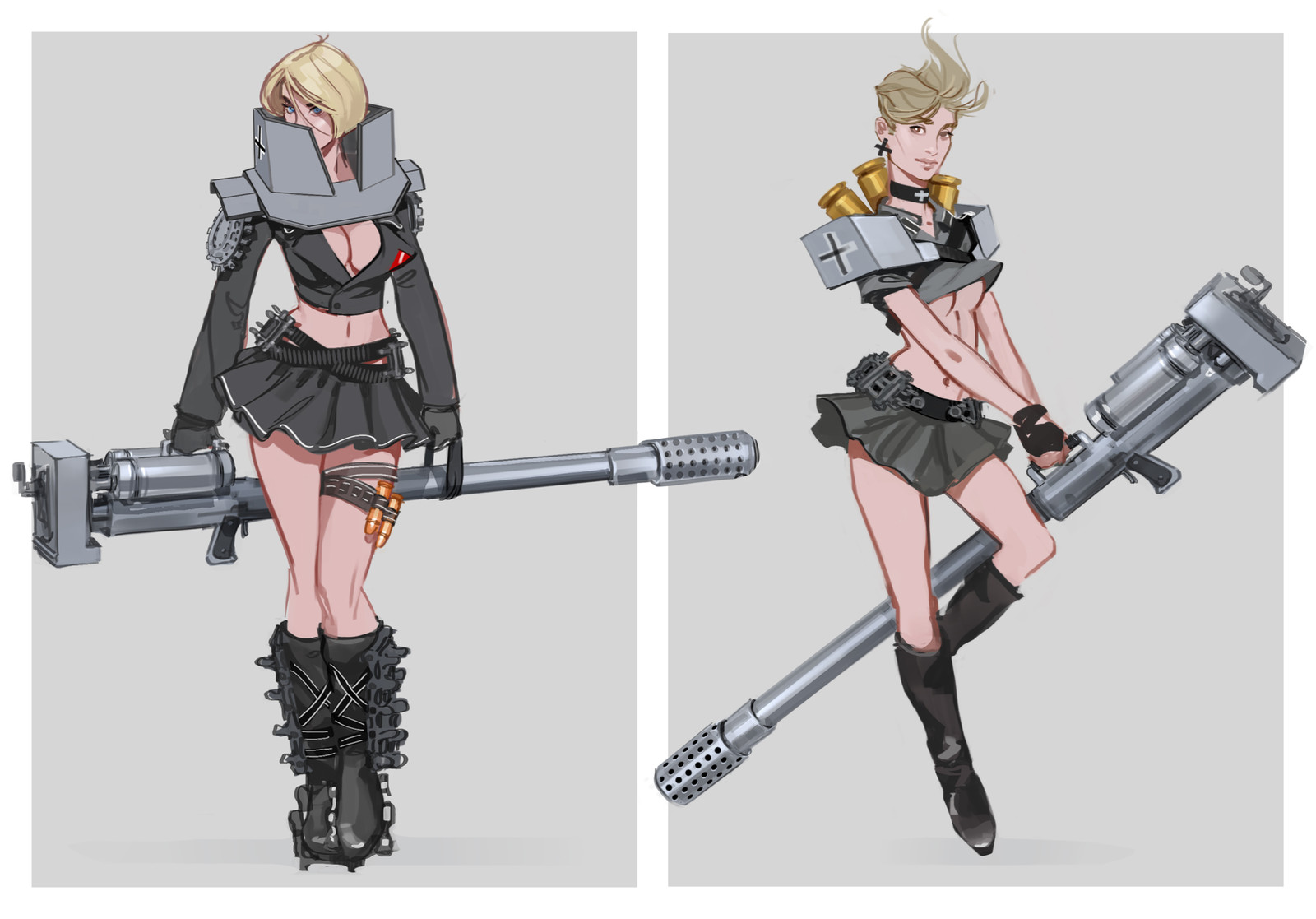 Tank Destroyer Concepts