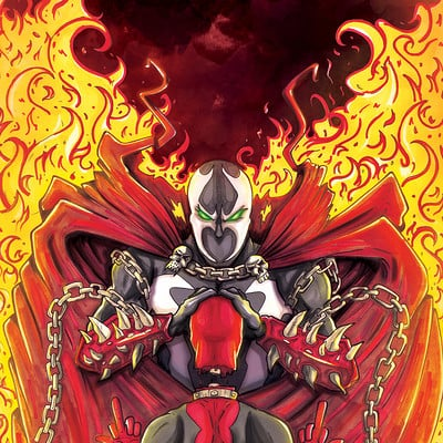 Sevastianos kner ntzokas spawn vs deadpool1