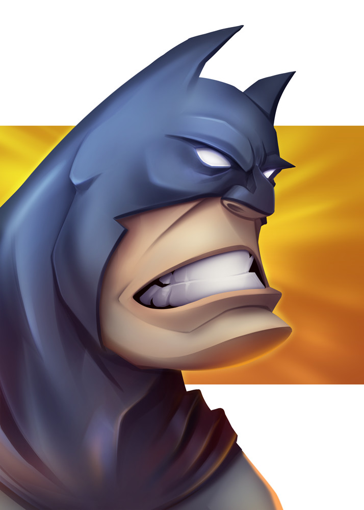 Josh bruce batman