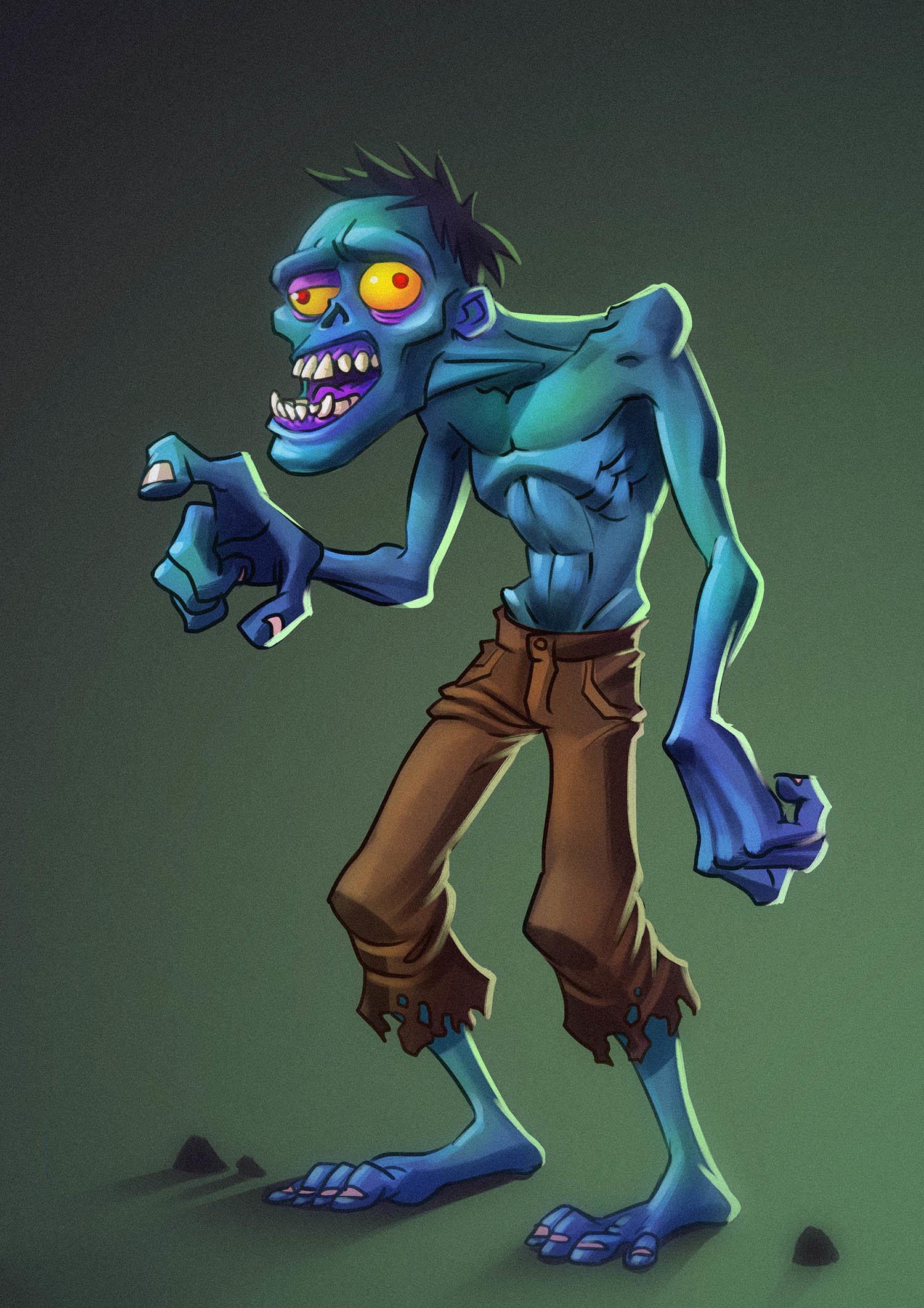 Guilherme freitas zombie