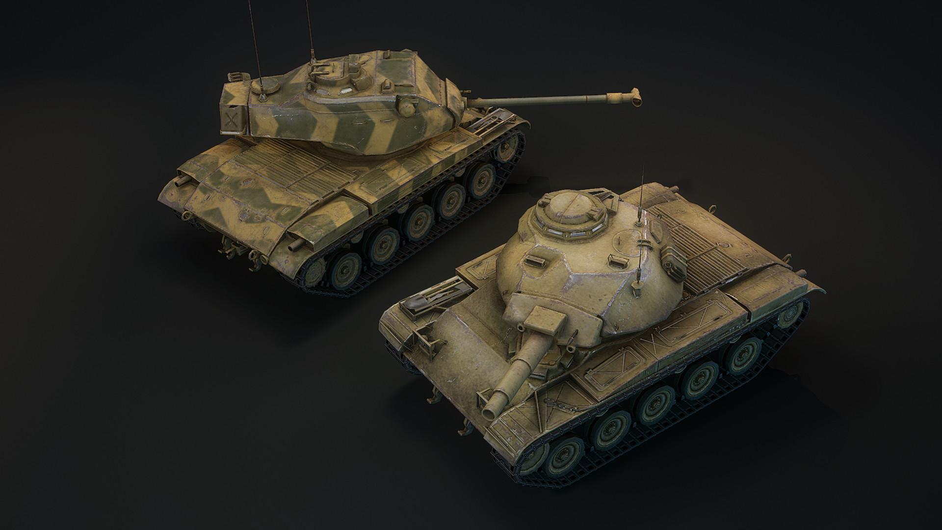 world of tanks t49
