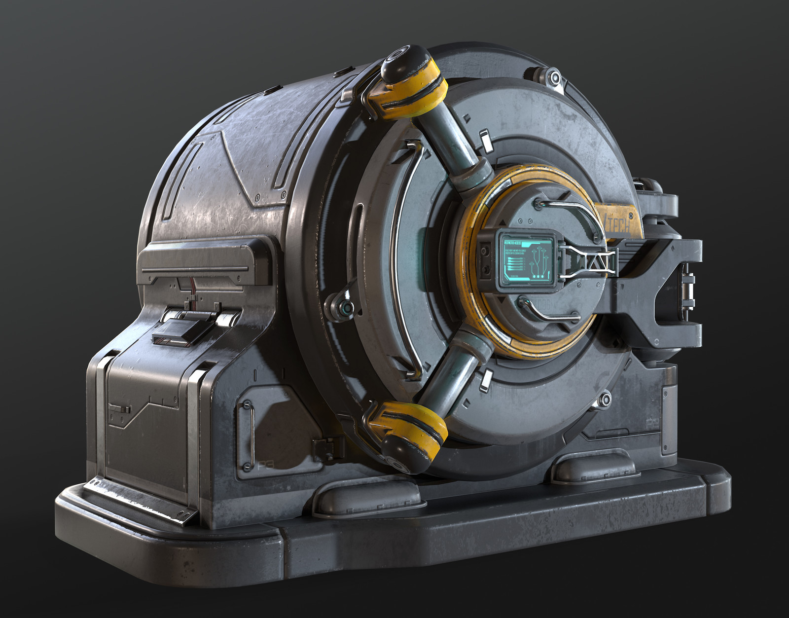 Scifi Safe