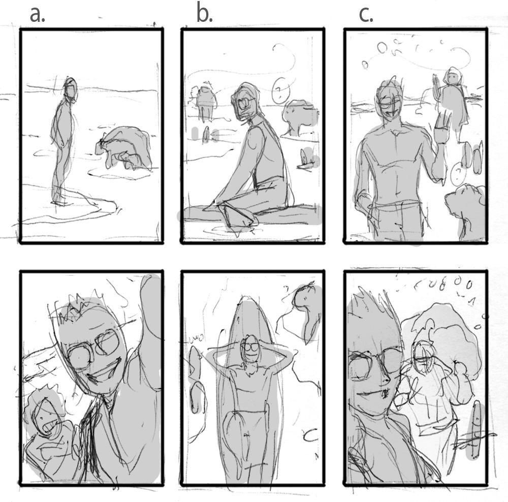 David nakayama iceman layouts